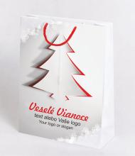Vánoční taška Kraft Premium 11