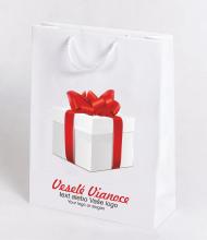 Vánoční taška Kraft Premium 1