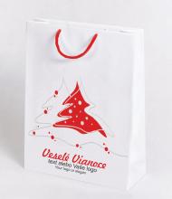 Vánoční taška Kraft Premium 2