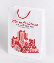 Vánoční taška Kraft Premium 3