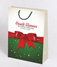 Vánoční taška Kraft Premium 6
