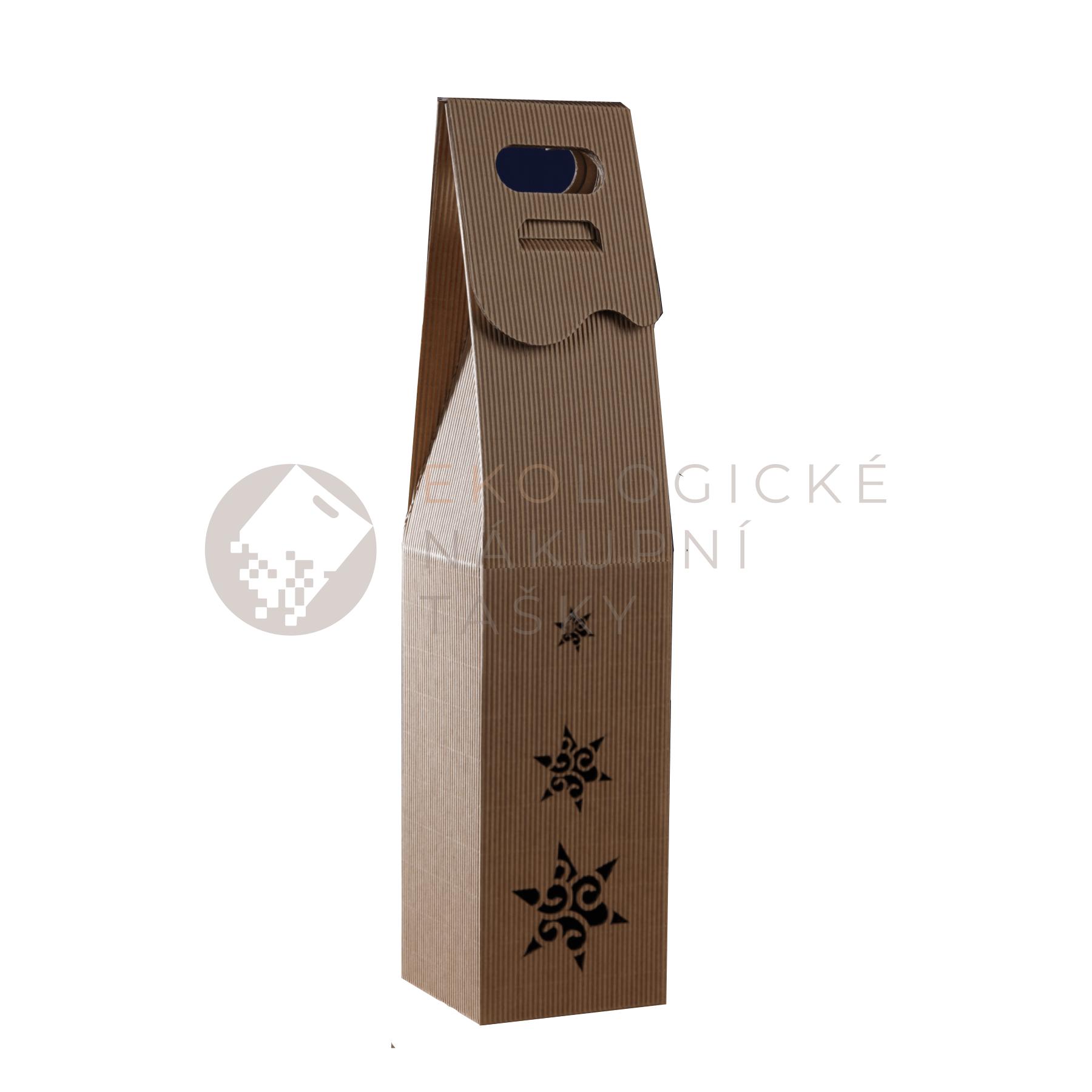 Krabice na víno hvězdy